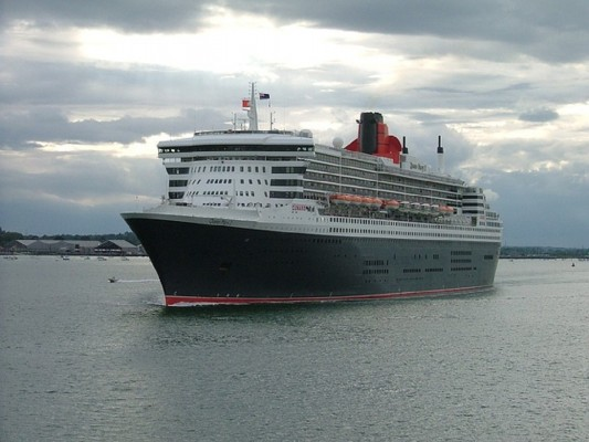 The Queen Mary  The Most Haunted Ship On The Planet