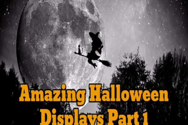 Amazing Halloween Displays part 1